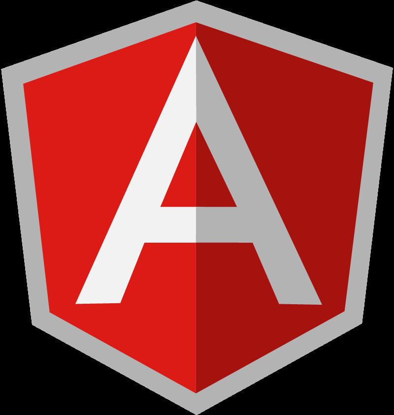 Angular Icon vector