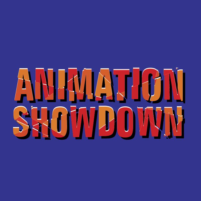 Animation Showdown vector