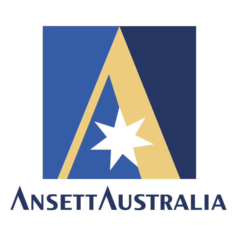 Ansett Australia 19445 vector