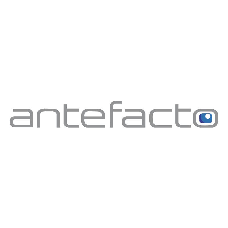 Antefacto vector