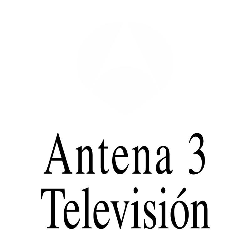Antena 3 Television 52139 vector
