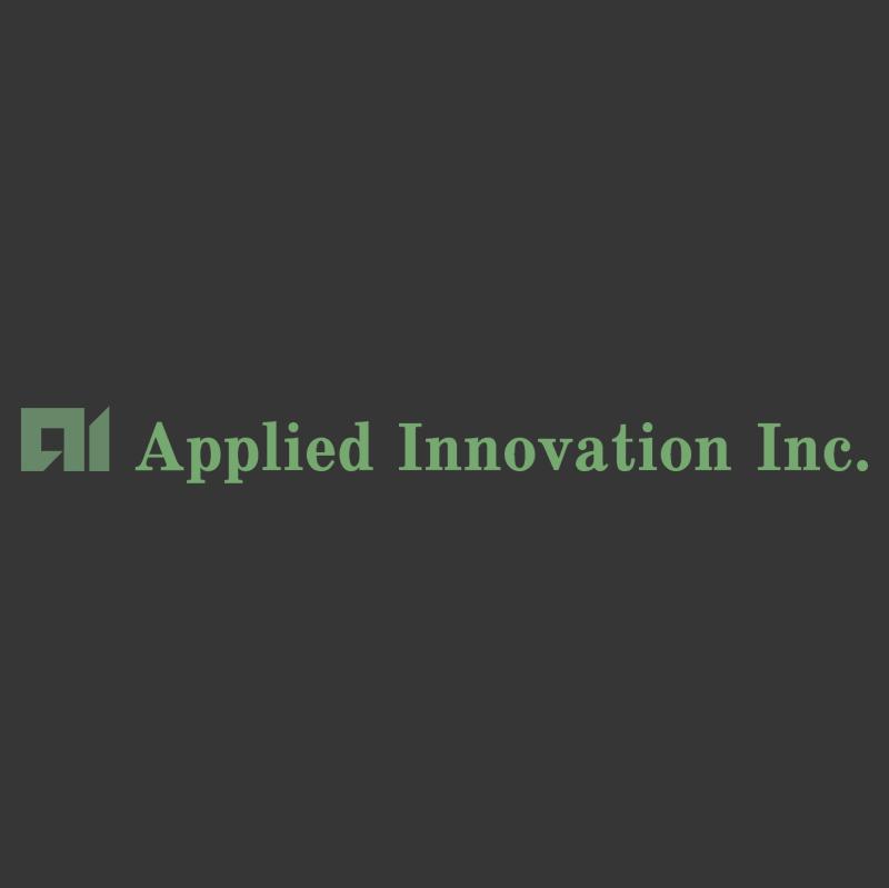 Applied Innovation vector