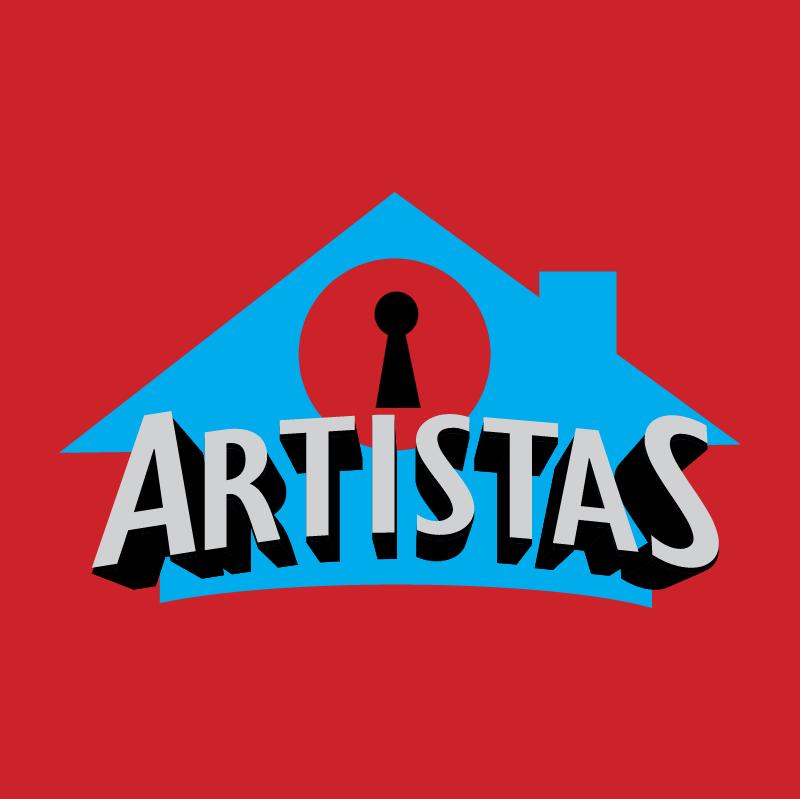 Artistas vector logo