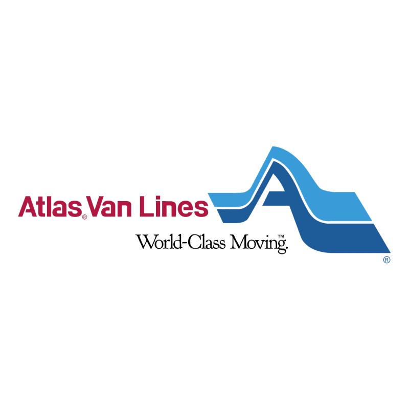 Atlas Van Lines vector
