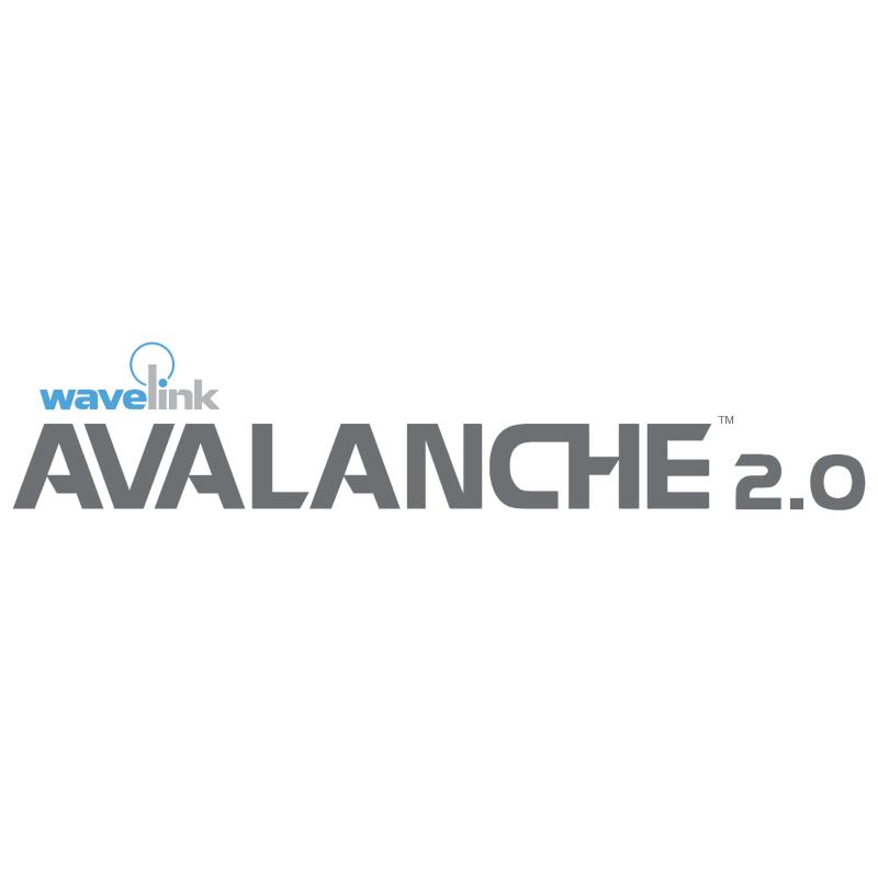 Avalanche 36906 vector