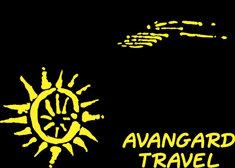 Avangard Travel vector