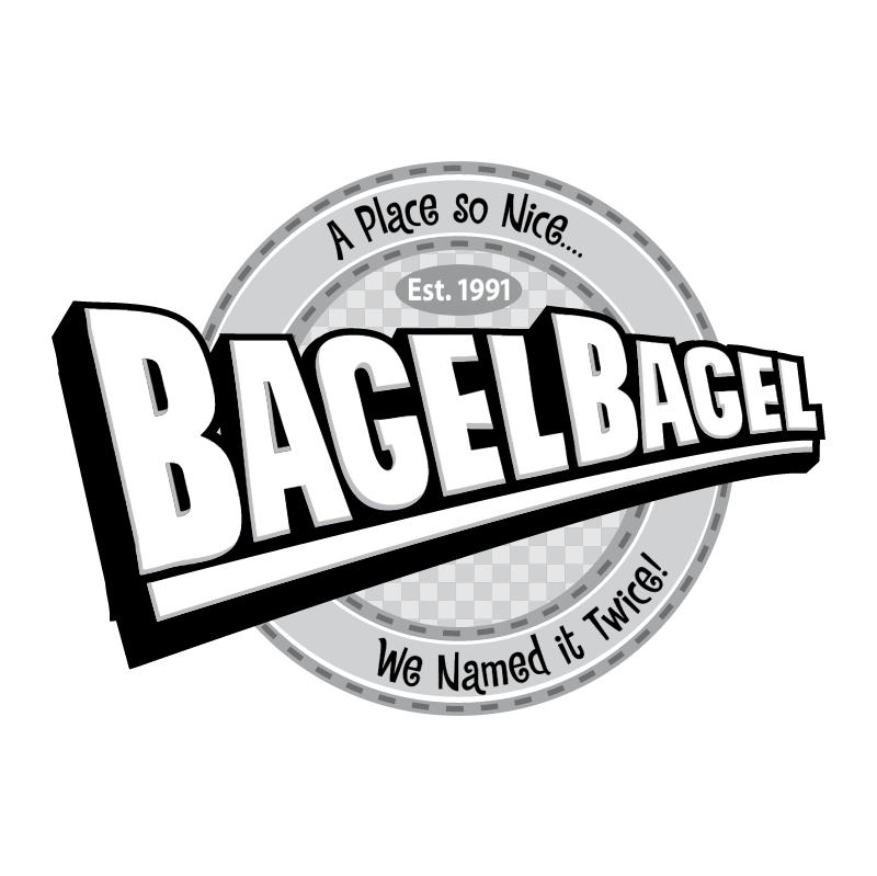 Bagel Bagel vector