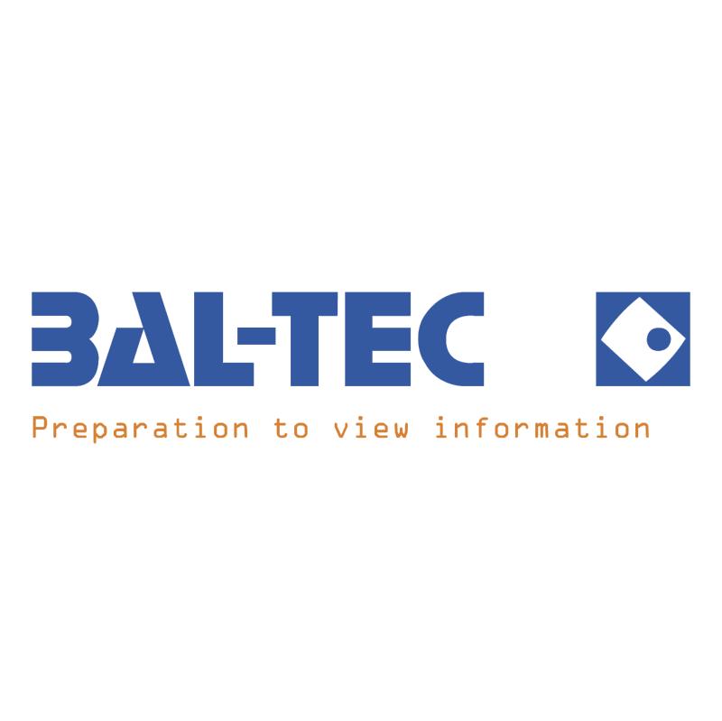 BAL TEC vector