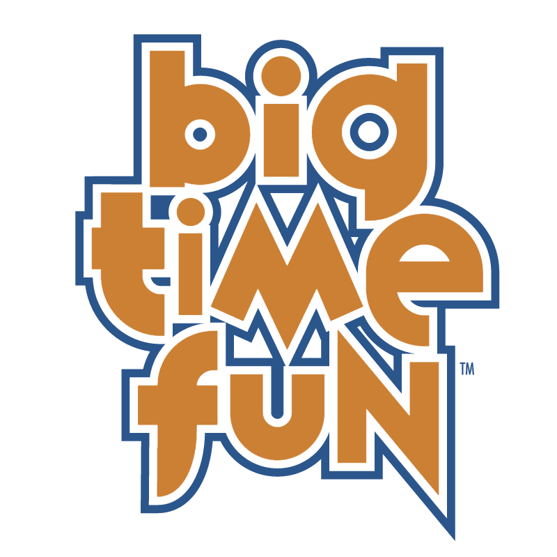 Big Time Fun vector