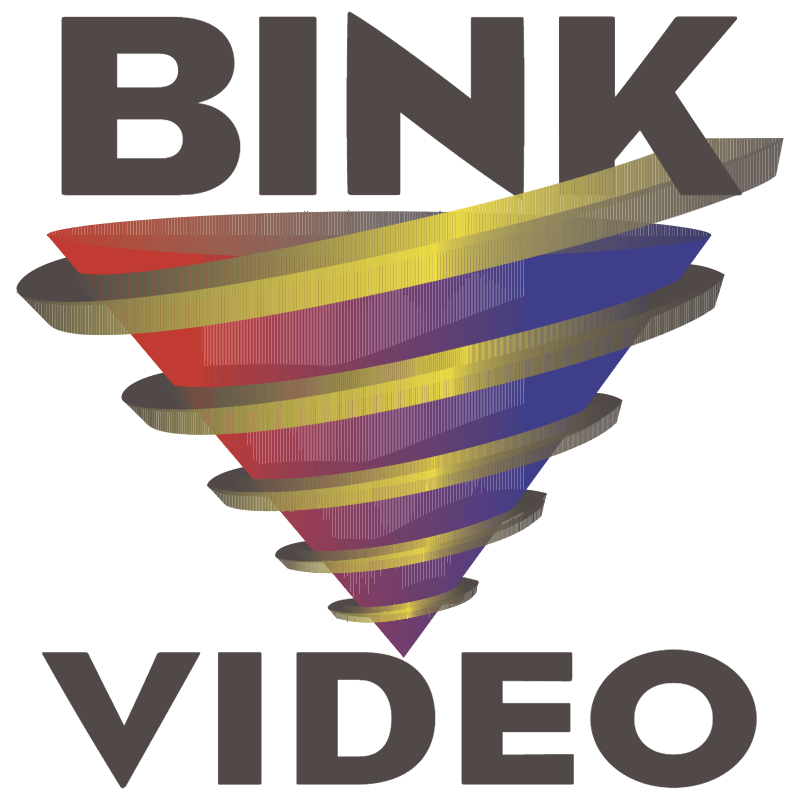 Bink Video vector logo