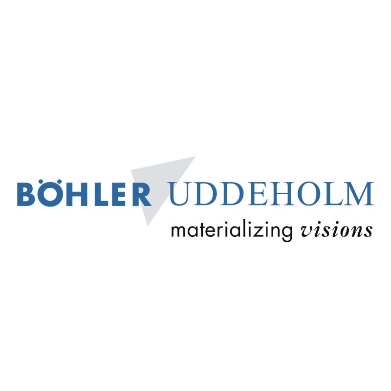 Boehler Uddeholm vector