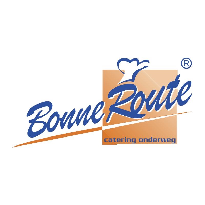 BonneRoute 69090 vector