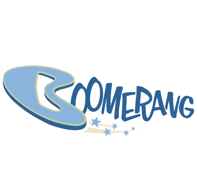 Boomerang 28903 vector