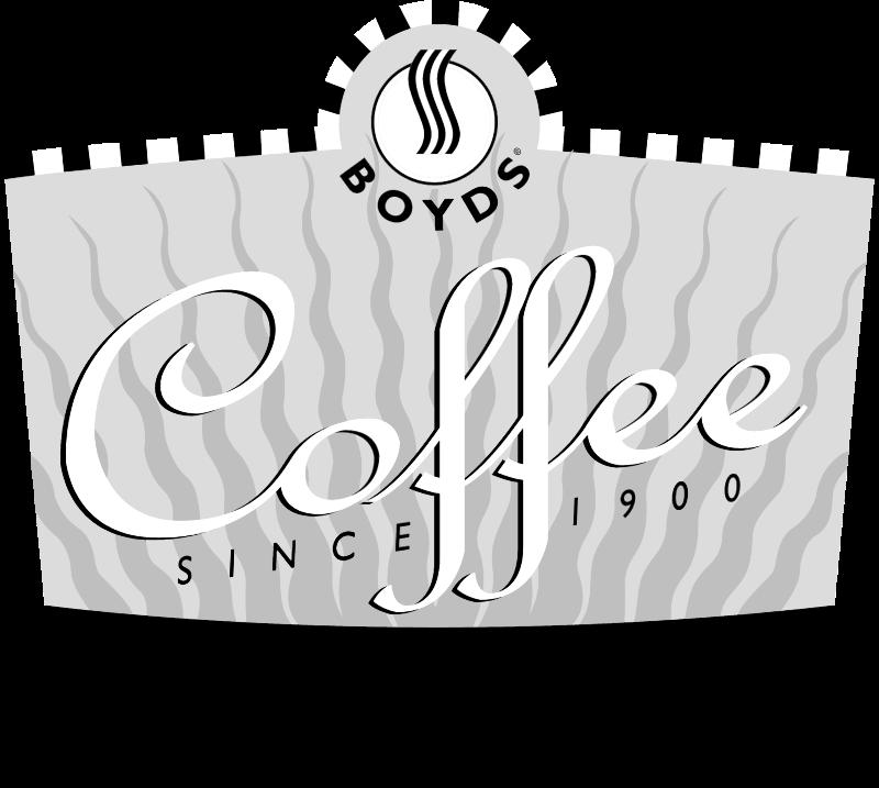 Boyds Coffee vector