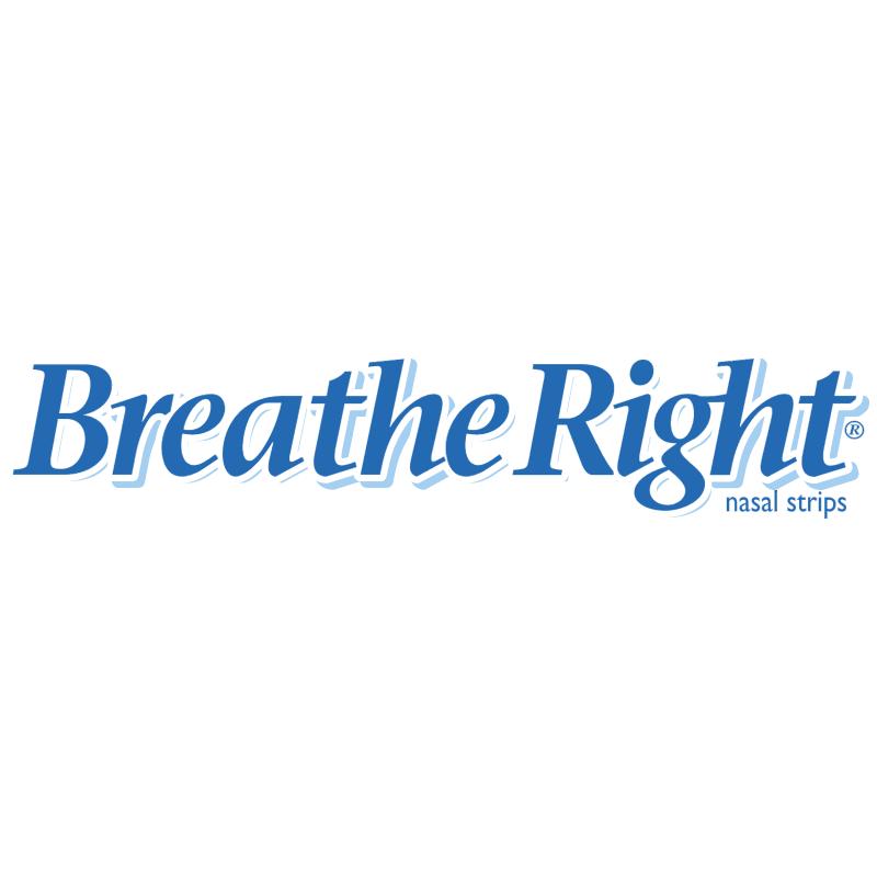 Breathe Right vector