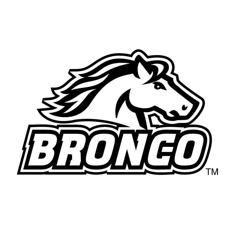 Bronco vector