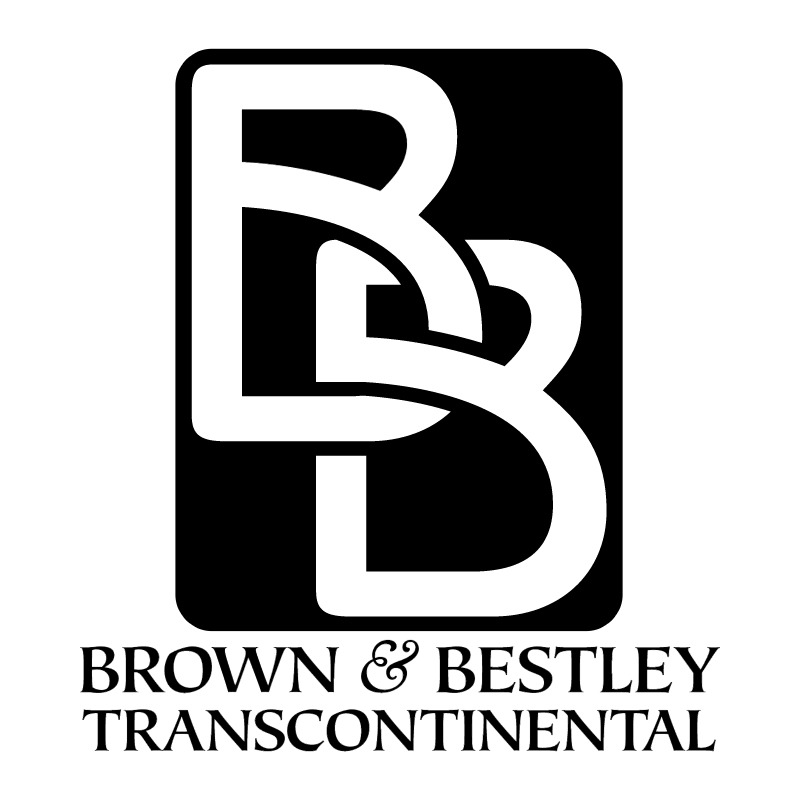 Brown & Bestley Transcontinental vector