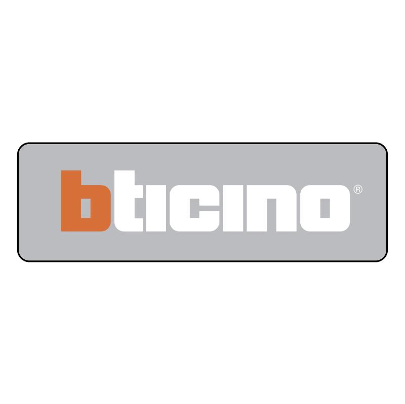 BTicino Electric 52486 vector logo