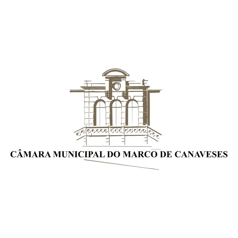 Camara Municipal do Marco de Canaveses vector
