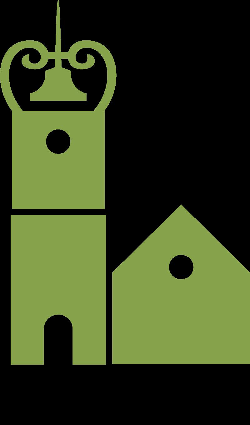 Campanile logo vector