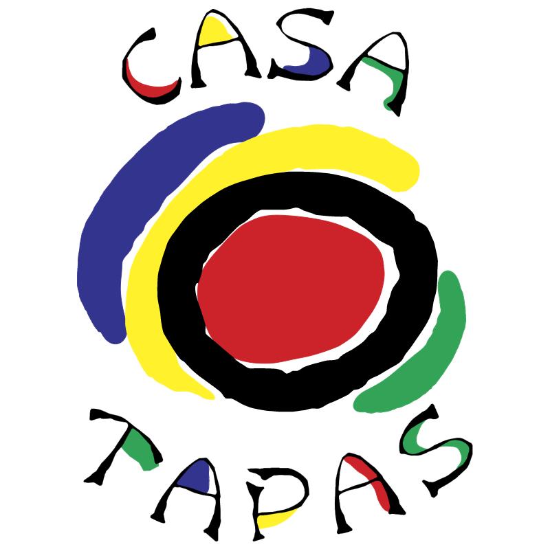 Casa Tapas vector