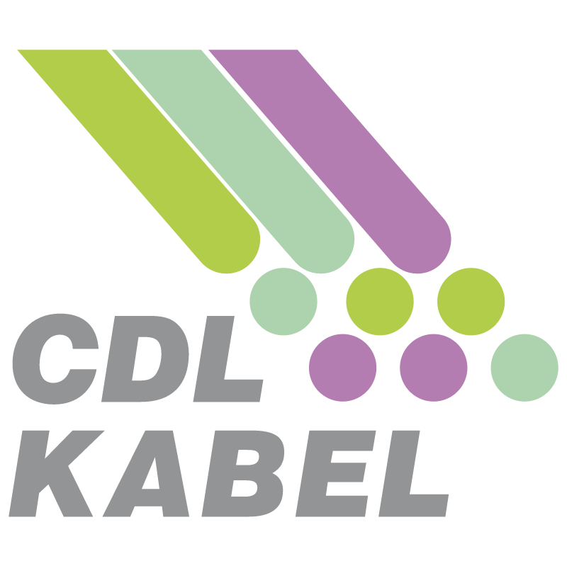 CDL Kabel vector logo