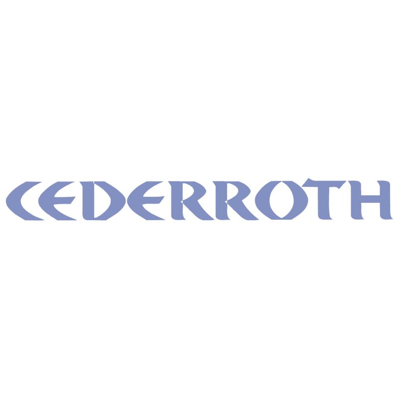 Cederroth vector