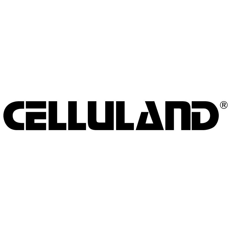 Celluland vector logo