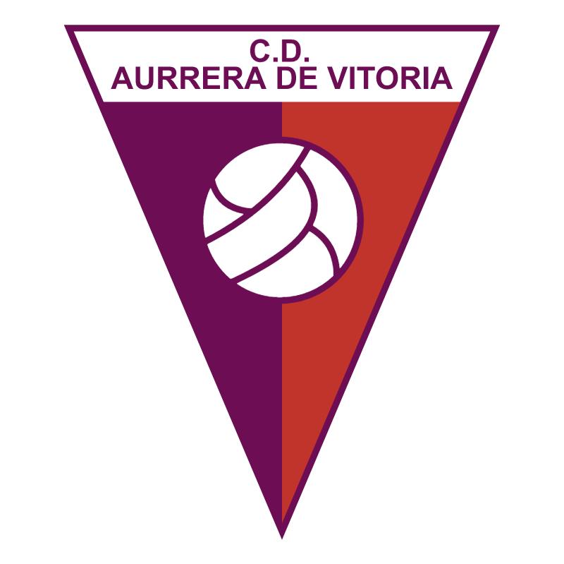 Club Deportivo Aurrera de Vitoria vector