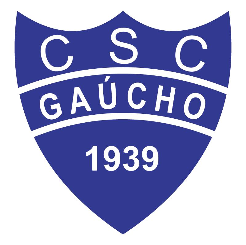 Clube Social e Cultural Gaucho de Serafina Correa RS vector