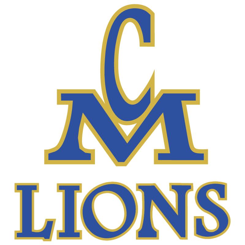 CM Lions vector