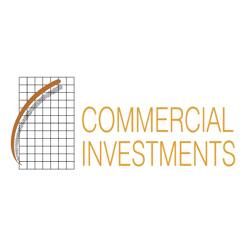 Commercial Investment vector logo