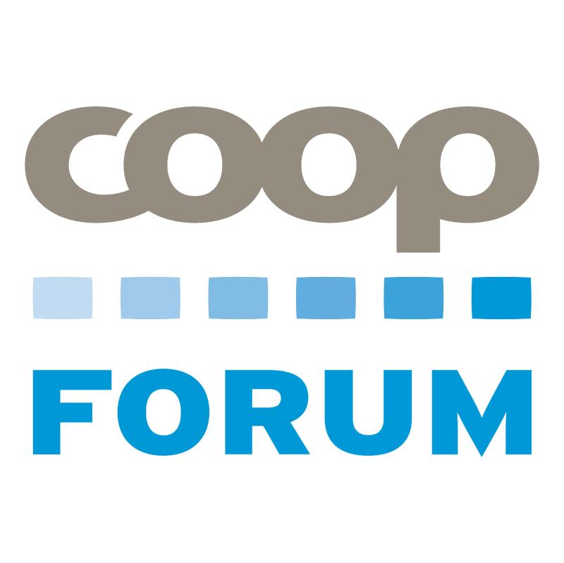 Coop Forum vector