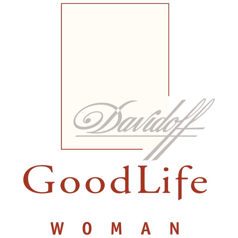 Davidoff GoodLife Woman vector logo