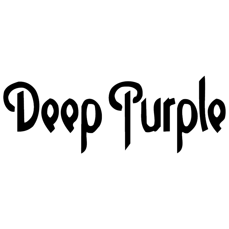 Deep Purple vector