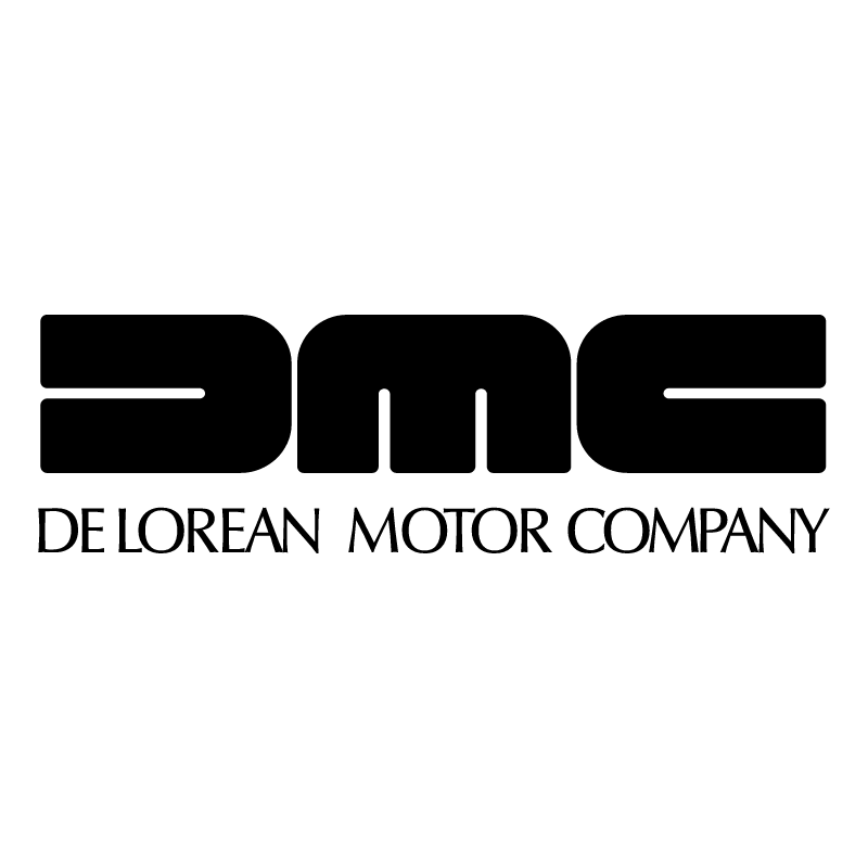 DeLorean Motor Company vector