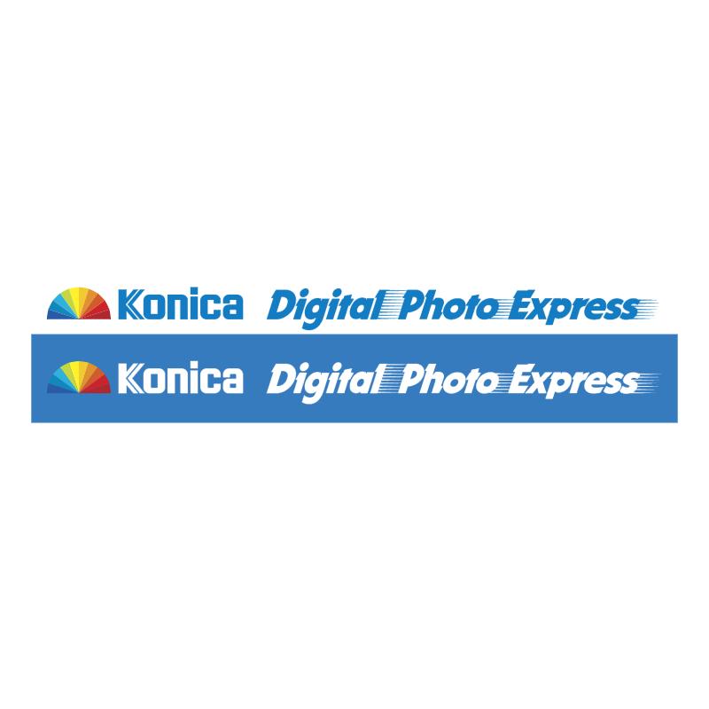 Digital Photo Express vector logo