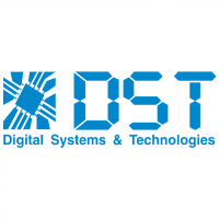 DST Digital Systems & Technologies vector