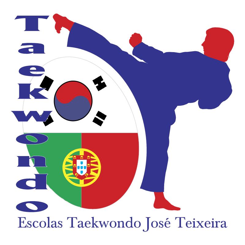 Escolas de Taekwondo Jose Teixeira vector