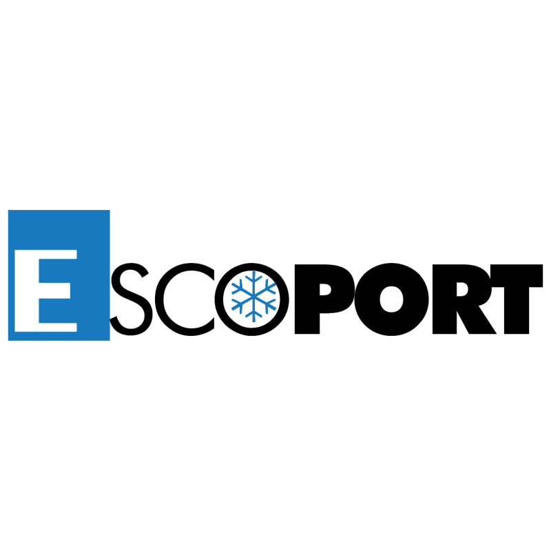 EscoPort vector logo