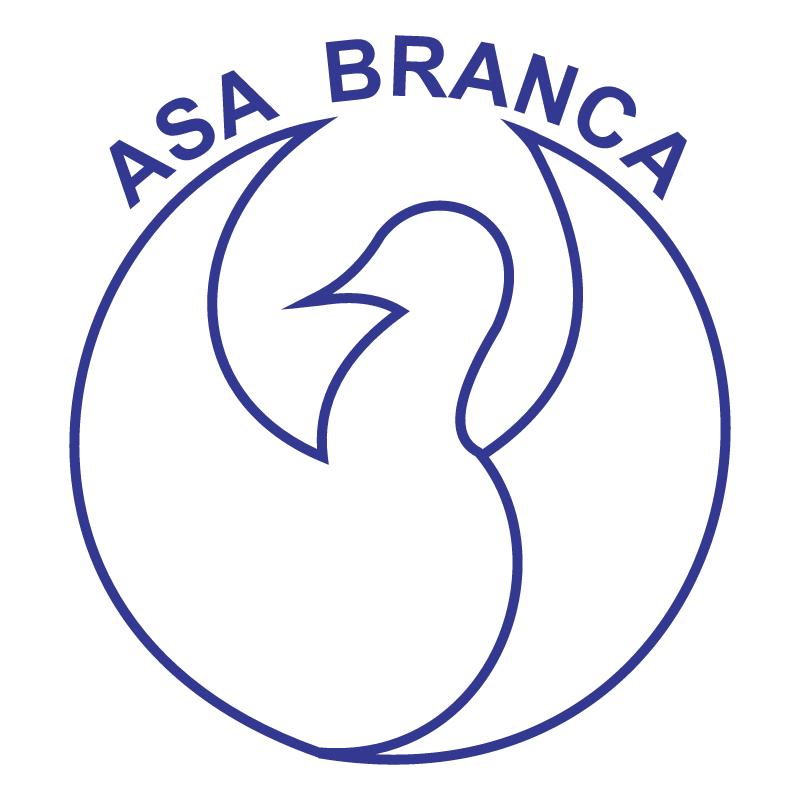 Esporte Clube Asa Branca de Flores da Cunha RS vector