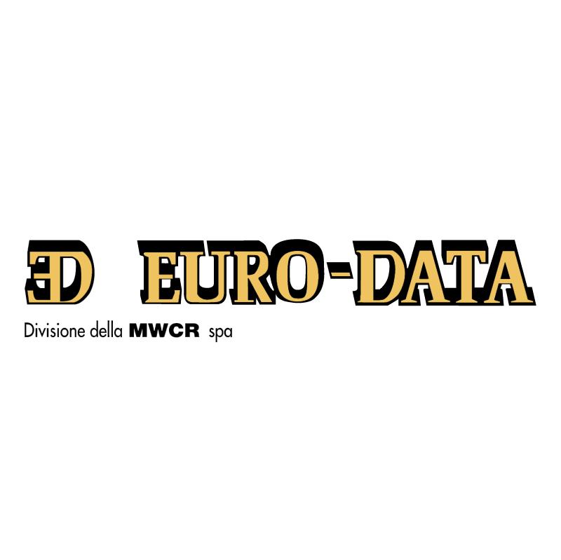 Euro Data vector logo