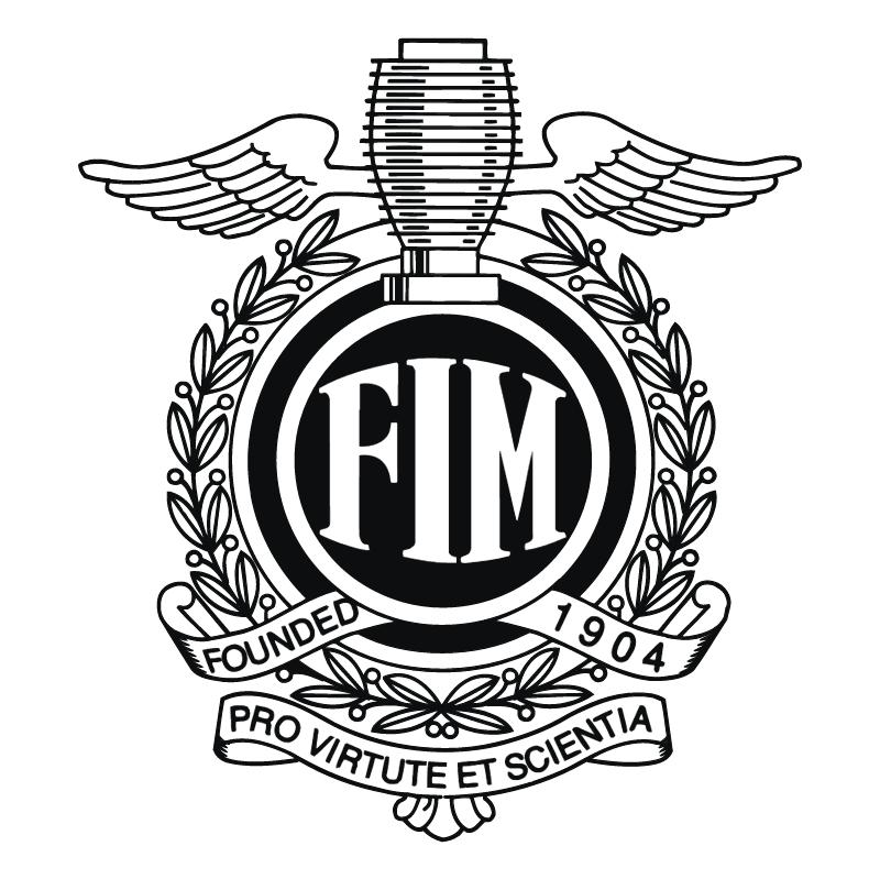 FIM vector logo