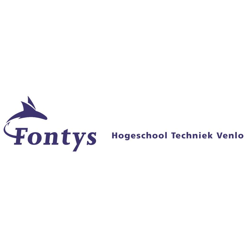 Fontys Hogeschool Techniek Venlo vector