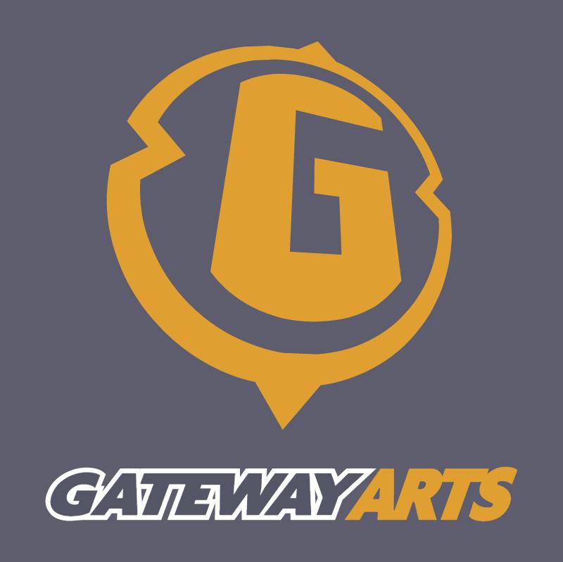 Gateway Arts vector