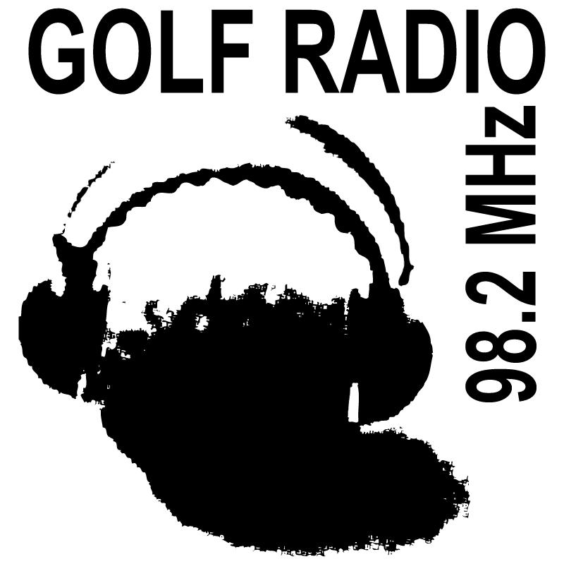 Golf Radio vector
