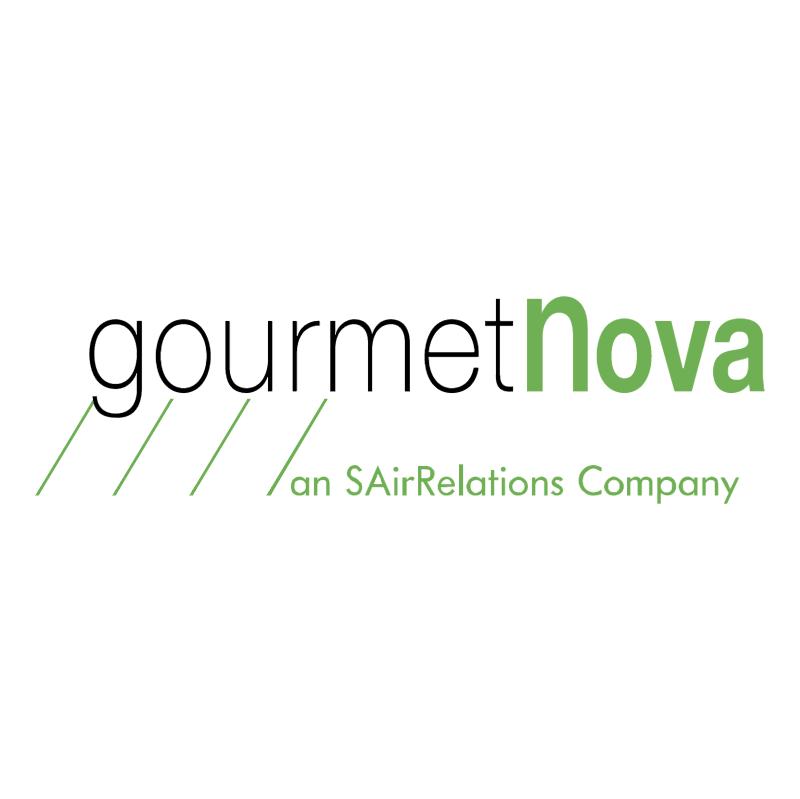 Gourmet Nova vector