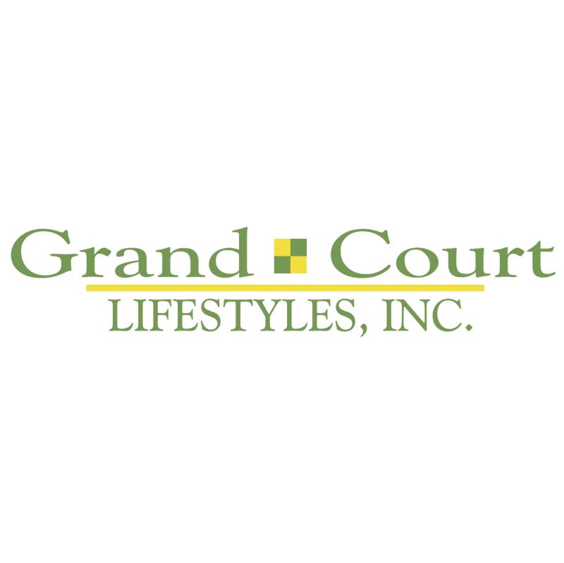 Grand Court vector