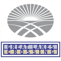 Great Lakes Crossing vector