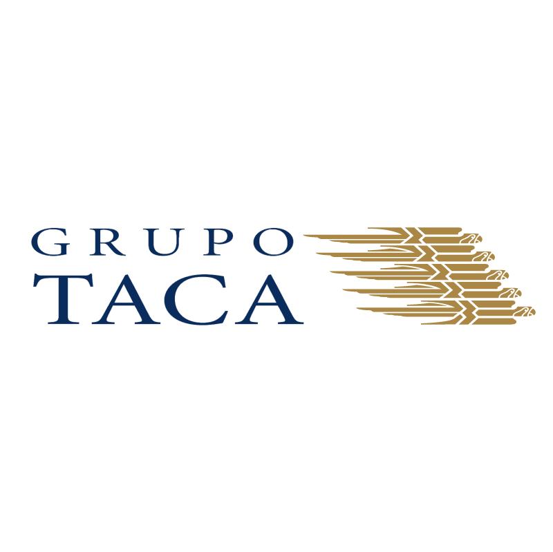 Grupo TACA Air Lines vector